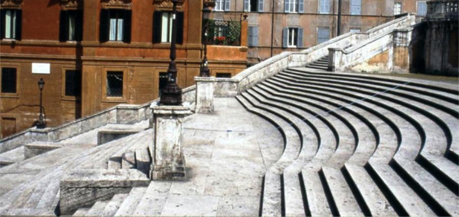 Le scale dimenticate di Roma / Il libro di Sandro Mauro